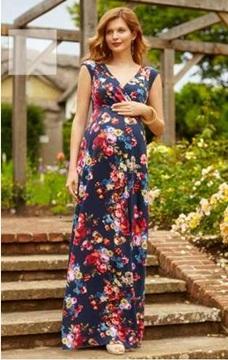 5f4b145d4ead1 كل حامل تريد ان تحصل على اطلالة انيقة ورائعة مثلها مثل أي امرأة أخرى، وفي  فصل الصيف يكون الاروع الفساتين المنقوشة بالألوان الزاهية، ولذلك جلبنا لكِ  اليوم ...