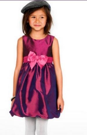 8bffe66f265a7 تعرفي على اشهر الماركات العالمية لفساتين الاطفال