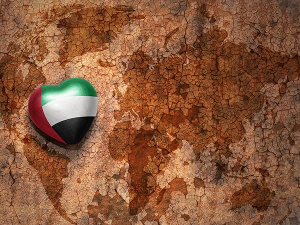سكان الامارات