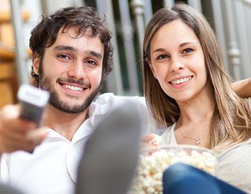 افضل اساليب الاستفادة من التليفزيون فى زيادة المودة بين الزوجين