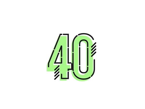تفسير رقم 40 في المنام للعزباء نواعم