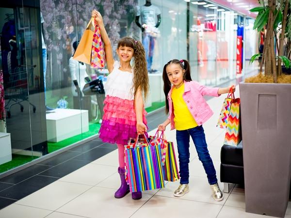 التسوق في المنام نواعم