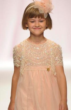 024fb3dfe اختيارات فساتين اطفال ملابس أطفال في السن الصغير تتعدد إختياراتها ...