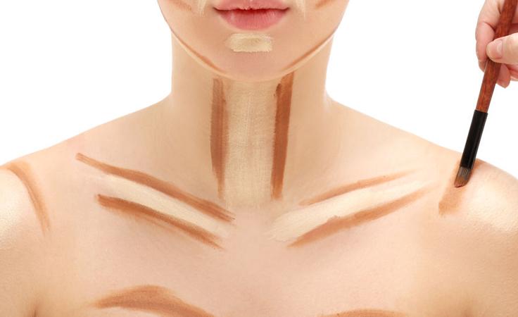 جديد كونتور الجسم: احصلي على صدرٍ ممتلئ وأكثر جاذبية