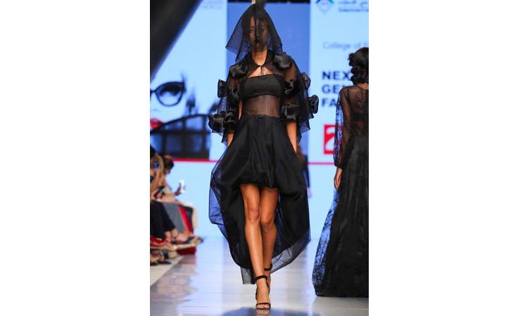 تصاميم كوتور ساحرة ومواهب إقليمية في ثاني أيّام أسبوع الموضة العربي