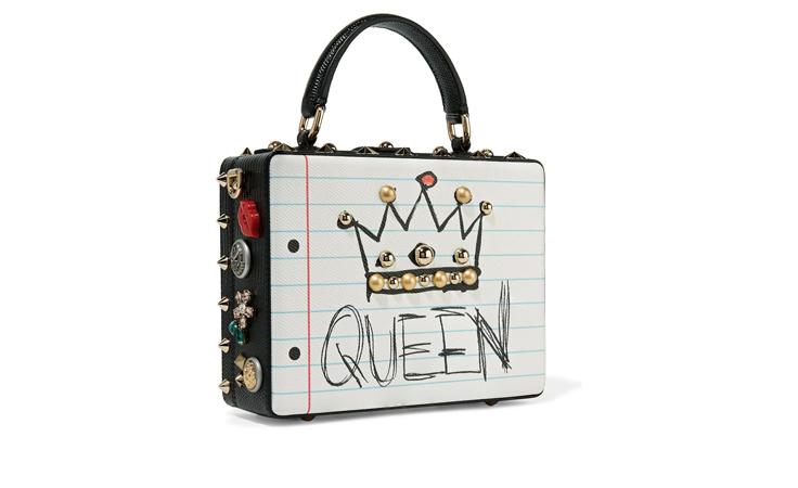 حقيبة لملكات الستايل من دولتشي آند غابانا