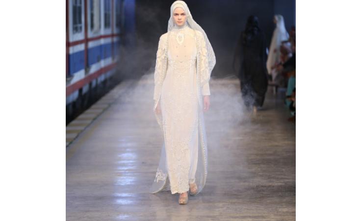 ثمانية أسباب تدفعك لحضور أسبوع دبي لأزياء المحجبات