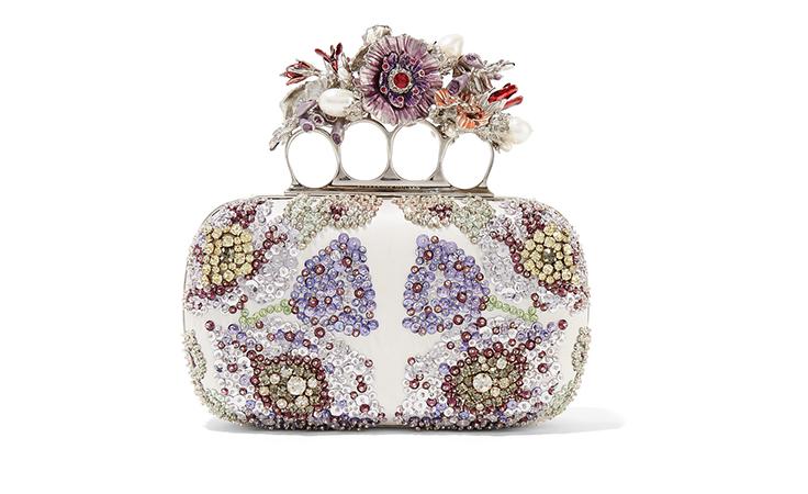 حقيبة الفخامة المطلقة من أليكسندر ماكوين