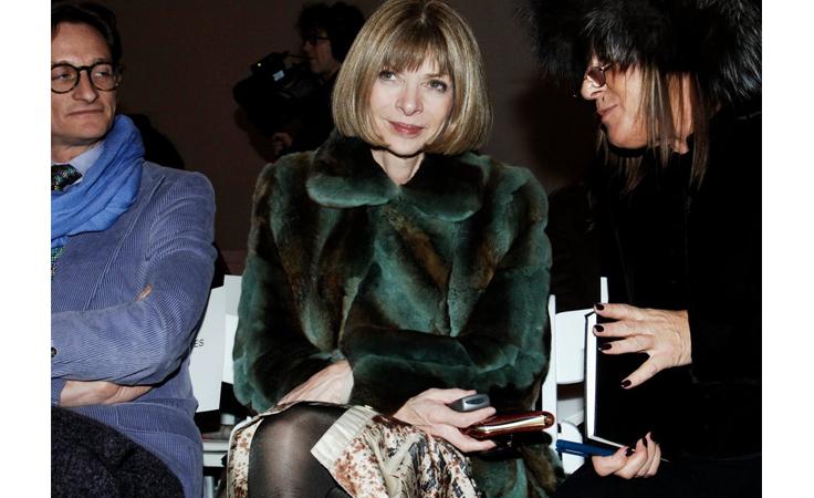 آنا وينتور المرأة الأكثر تأثيراً في عالم الموضة... تعرّفي إليها معنا!
