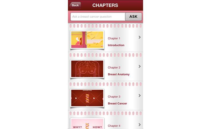 تطبيقات لا غنى عنها على هاتفك للتوعية ضد مرض سرطان الثدي