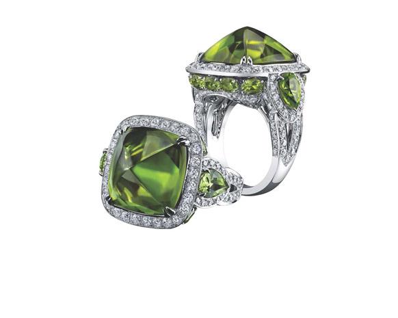 اختاري أروع المجوهرات المرصّعة بالأحجار الكريمة!