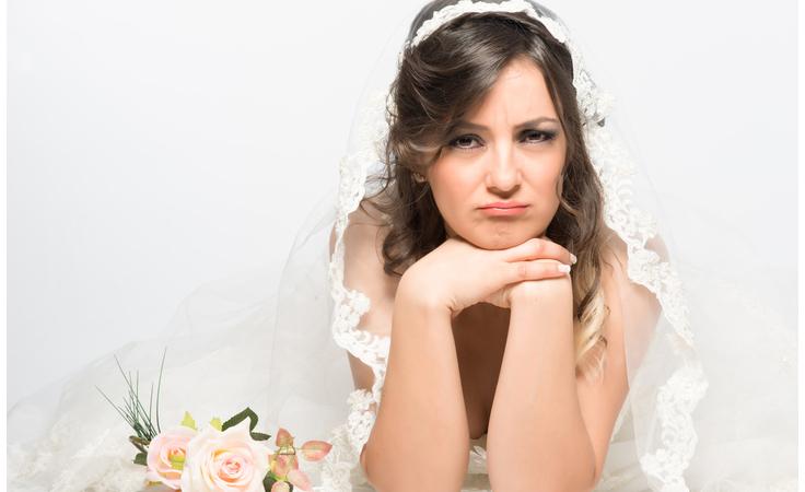 زفافك لم يكن اليوم الأسعد في حياتك، فهل هذا يعني أن زواجك حُكم عليه بالفشل؟