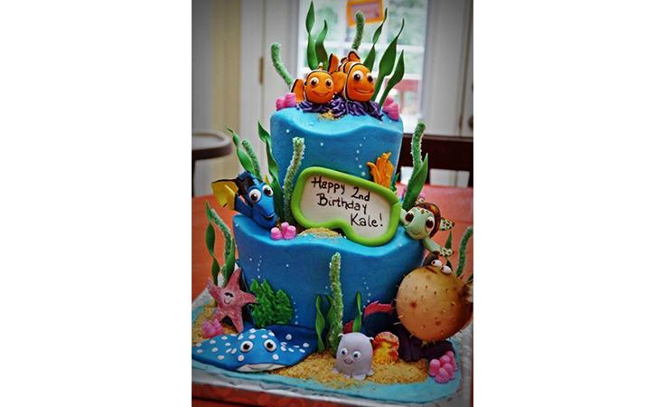 اجعلي من قالب الحلوى مفاجأة سارّة لطفلك في عيد ميلاده
