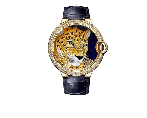 c45ee2bde ساعات كارتييه الجديدة في SIHH... كفيلة بأن تخطف أنفاسك! Ballon Bleu de  Cartier watch