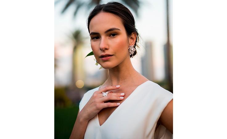 دبي تتألق بأكثر المجوهرات رومانسيّةً مع La Nature de Chaumet