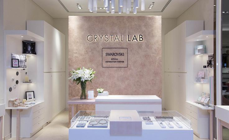 كلّ ما تريدين معرفته عن متجر Crystal Lab الأوّل من نوعه في دبي