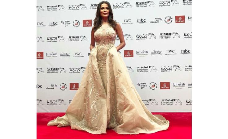 a6a9e3cc7 شاهدي إطلالات النجمات في حفل افتتاح مهرجان دبي السينمائي   نواعم