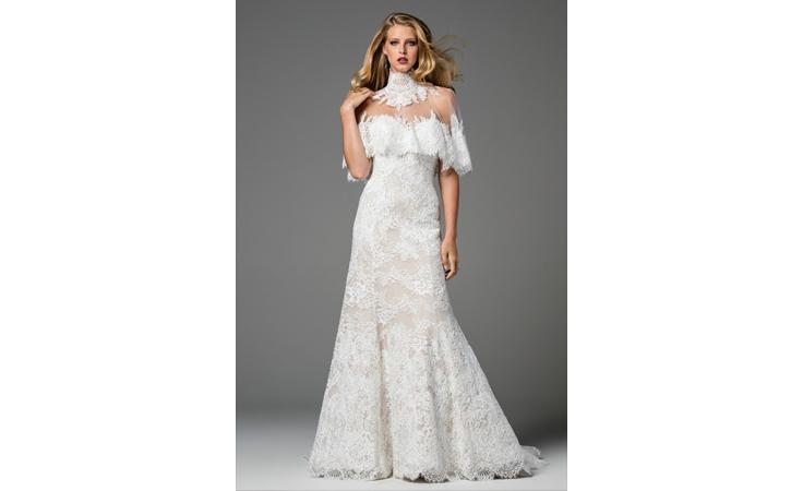 أجمل خيارات فساتين الزفاف للعرائس المهووسات بالكلاسيكيّة