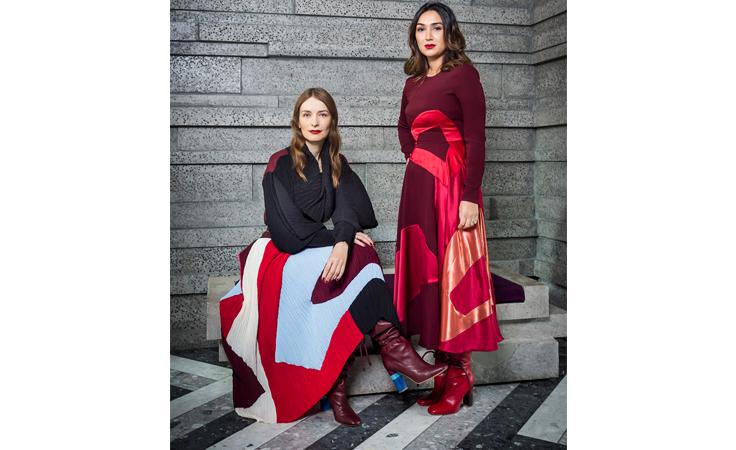 برنامج حافل بالأناقة خلال «عالم من الأزياء 2017» في دبي!