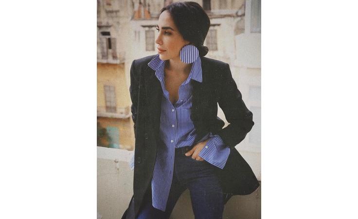 10 طرق للتألق بالبذلة الرسمية من مدوّنات الموضة العربيّات