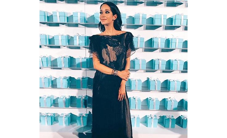 حفل تيفاني يجمع الفاشنيستاز الأكثر أناقة في دبي هذا الأسبوع