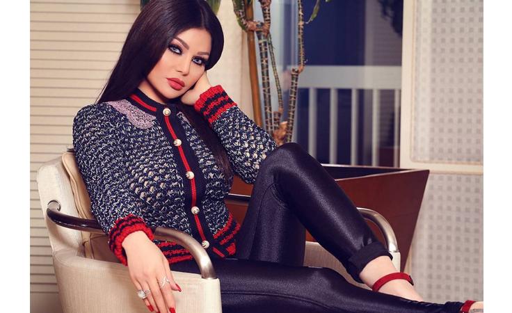 خاص - عمرو واكد يتسبب بإزعاج هيفاء وهبي في الحرباية
