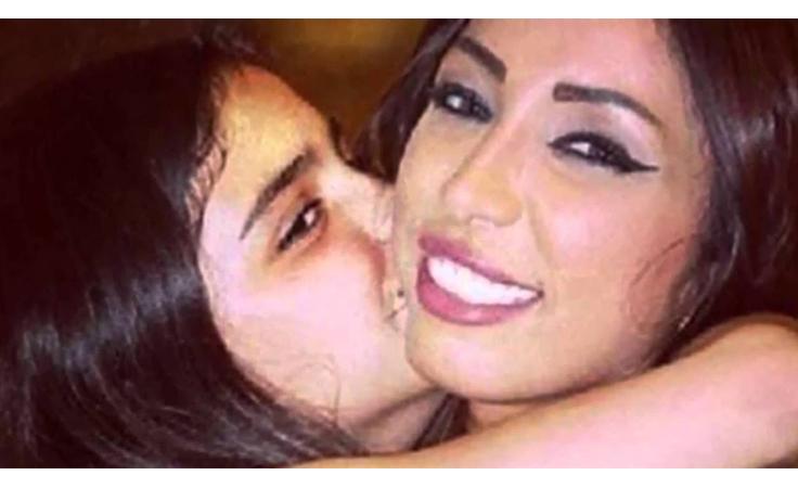 خاص - والدة حلا الترك تمنعها من زيارة دنيا بطمة ورؤية أختها المولودة