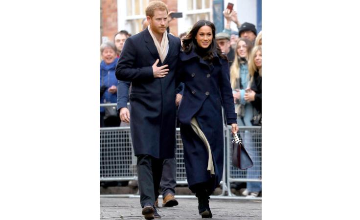 زفاف الأمير هاري وميغان ماركل سيدعم الاقتصاد البريطاني!