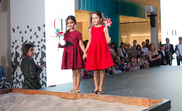 cb1c7bfc488d3 ليڤيل كيدز دبي يطلق أضخم مجموعة من الأزياء العالمية للأطفال