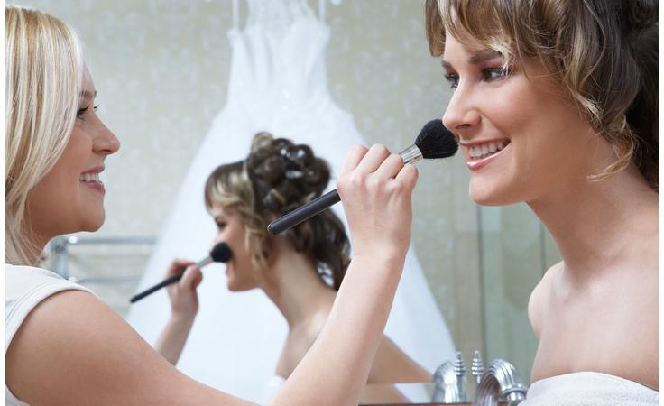 للعروس: أخطاء يجب أن تتفاديها قبل جلسات المكياج التجريبية