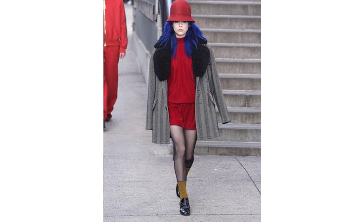 هكذا أنهى مارك جايكوبس آخر أيّام أسبوع الموضة في نيويورك