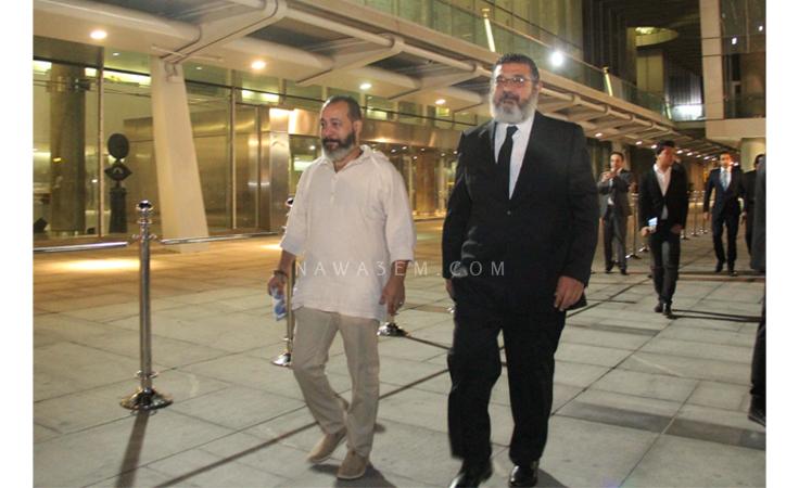 حصري - عمرو سعد يخرج عن المألوف ونيللي كريم غائبة!