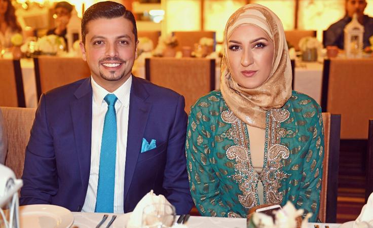 ميساء مغربي تحتفل بنجاح قلبي معي في سحور غير تقليدي