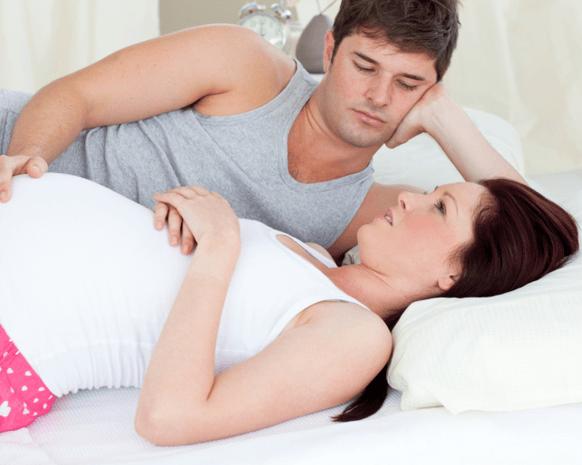 ما يجب أن يعرفه زوجك عنك أثناء الحمل!