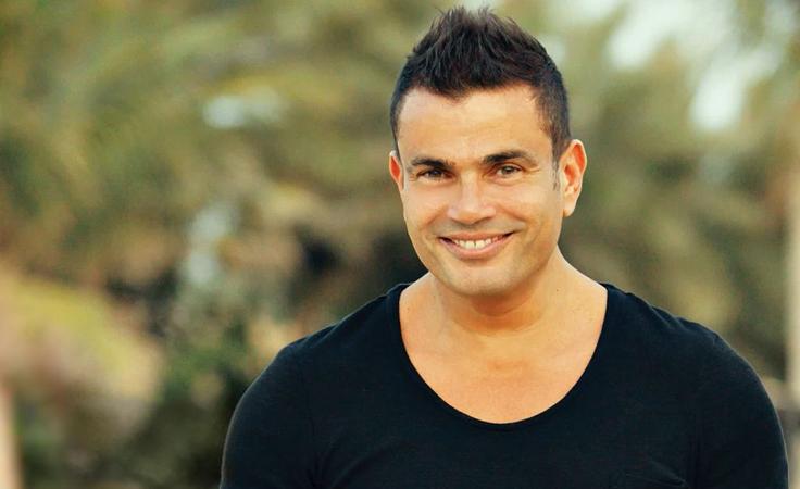 كيف بدأت قصة حب عمرو دياب ودينا الشربيني؟