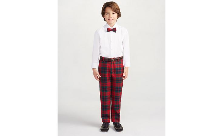 8f837e50966d5 شتاء أولادك قمّة في الأناقة مع أزياء أوسكار دي لا رنتا