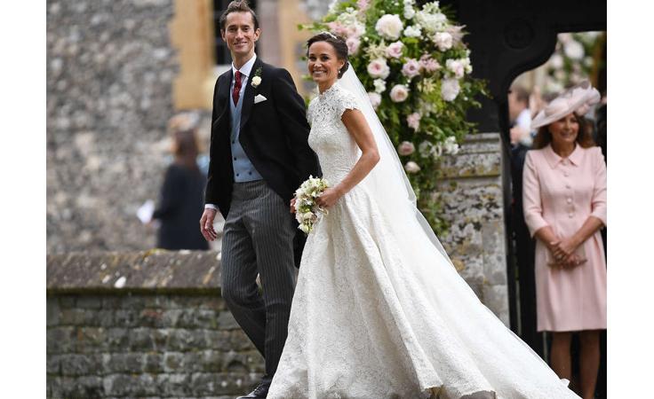 تأثير بيبا... هكذا أثّر زفاف العام على الصيحات العرائسية لهذا الموسم