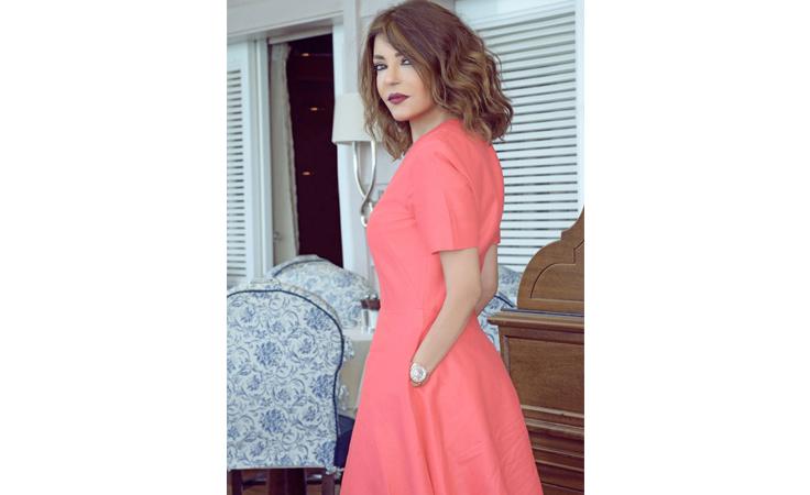 سميرة سعيد تكشف لنواعم حقيقة مغادرتها مصر نهائياً