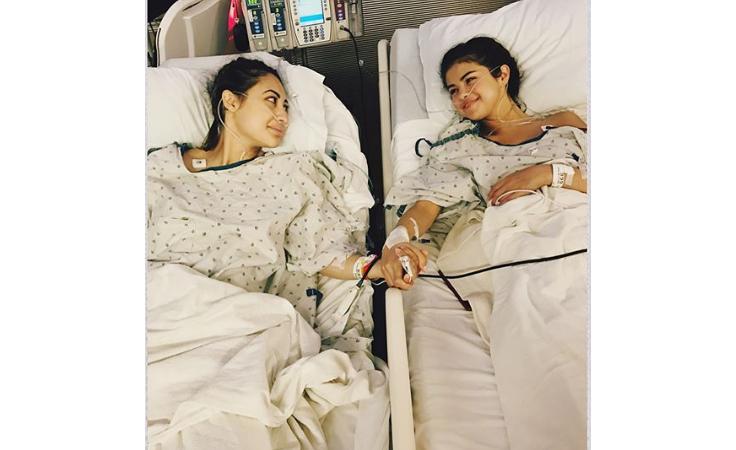 صديقة سيلينا غوميز تنقذ حياتها.. هذه تفاصيل مرضها