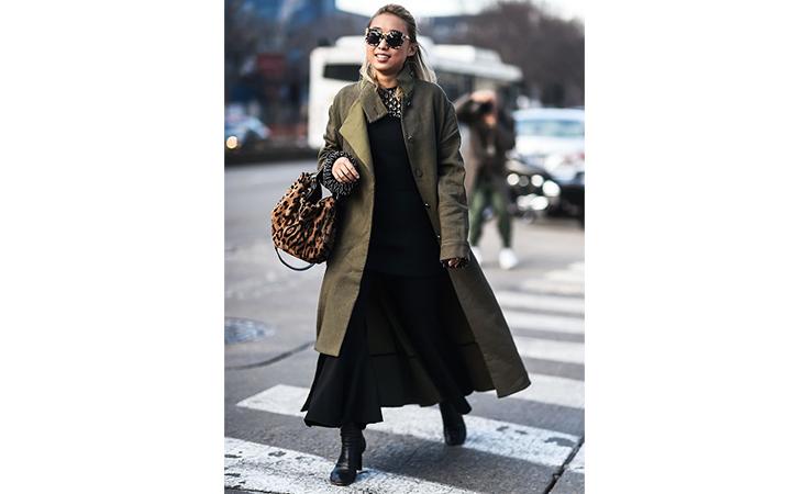صيحات الـStreet Style في نيويورك تمنحنا دروساً في الأناقة
