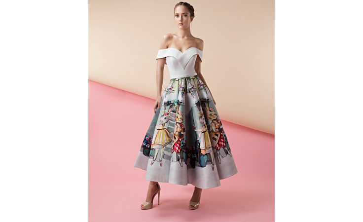 تانيا أشرف لنواعم: أصمّم الملابس التي تعبّر عن شخصيتي