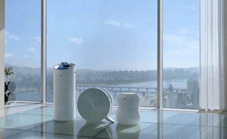 هكذا تحمين عائلتك بأحدث تقنيات تنقية الهواء
