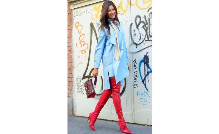 على خطى الأنيقات العربيات... هذا هو الحذاء الذي ستقتنينه حتماً هذا الشتاء!