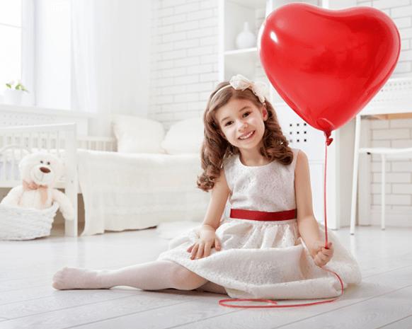 10 توصيات لإظهار الحب لطفلكِ!
