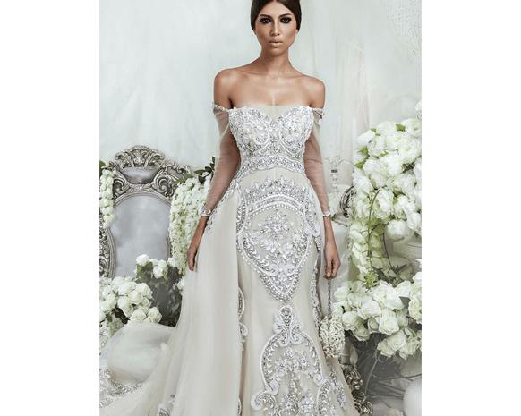 كيف تضيفين الاكسسوارات إلى فستان زفافك برقيّ وأناقة؟