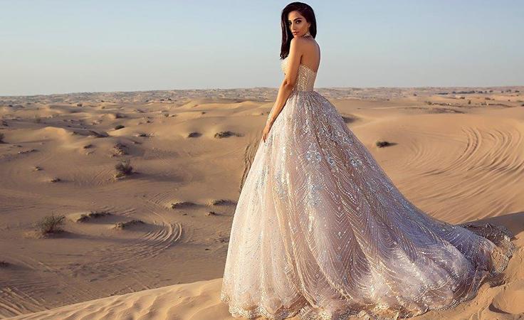 المصمّمة سيلفيا رومانيوك: هذا هو فستان الزفاف الذي بقي محفوراً في ذاكرتي