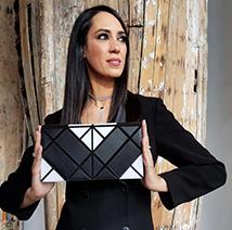 مقابلة حصرية مع رولا بهنام حول إطلاق حقائب Clutched