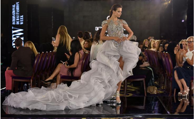 0d4c0f005 إليك تفاصيل ما حدث في أسبوع دبي الدولي للأزياء | نواعم