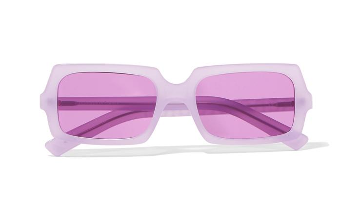 ca313f3db هذه هي صيحات النظارات الشمسية المفضّلة لدى النجمات هذا الموسم | نواعم