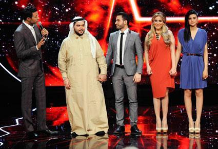 وردة مفاجاه اراب ايدول الجمعة arab-idol-3-15-05-20
